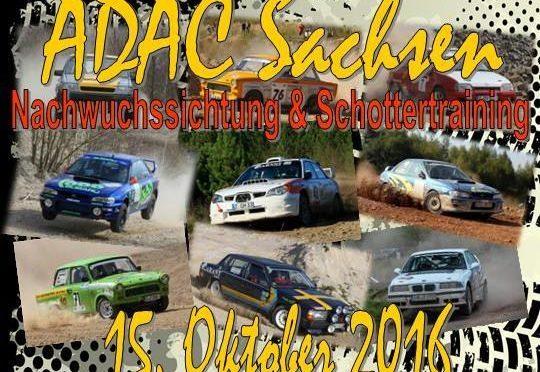 Nachwuchssichtung ADAC Sachsen in Zusammenarbeit mit dem RSW