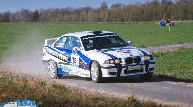 54. ADMV Rallye Erzgebirge – Rückblick IFM Motorsport