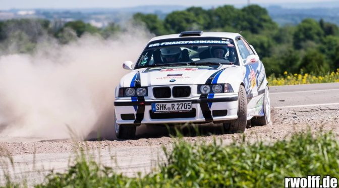 AvD Sachsen-Rallye 2017 – Rückblick Team IFM Motorsport