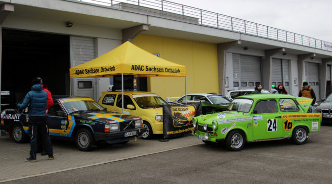 Rallyeshow Sachsenring 2018
