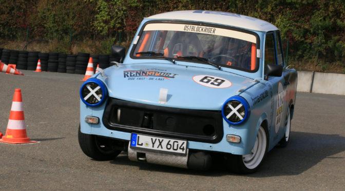 Bericht – 3. Lauf zum ADAC Sachsen Rallye Slalom Cup 2018