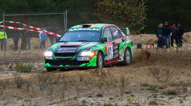 Garant Rallyetam – Holger Voigtmann
